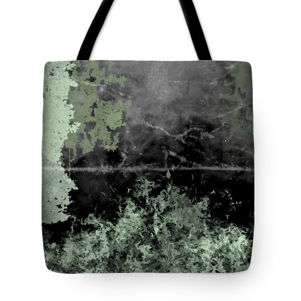 Camo Tote Bag by Christopher Gaston