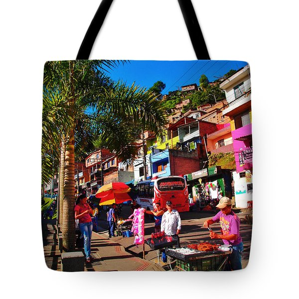 Candy Man Tote Bag