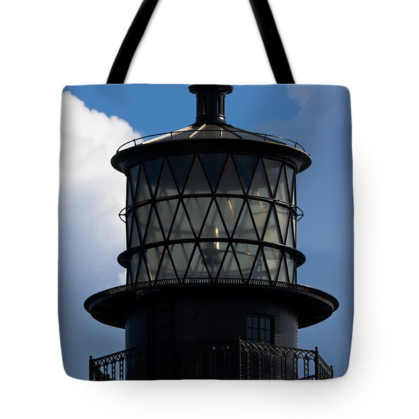 Cape Florida Lighthouse Tote Bag by Ed Gleichman
