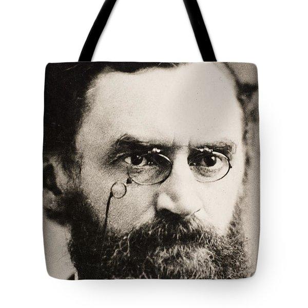Carl Schurz (1829-1906) Tote Bag by Granger
