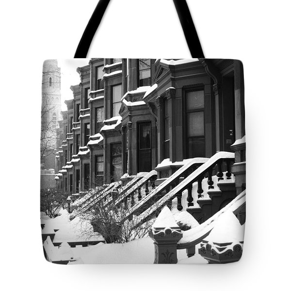 Carroll Street Tote Bag