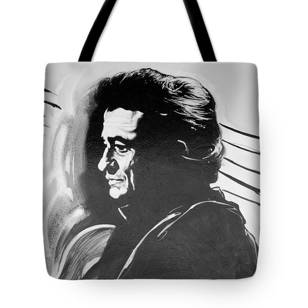 Cash In Black And White Tote Bag
