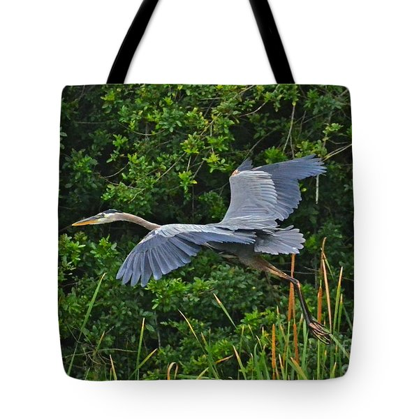 Changing Location Tote Bag
