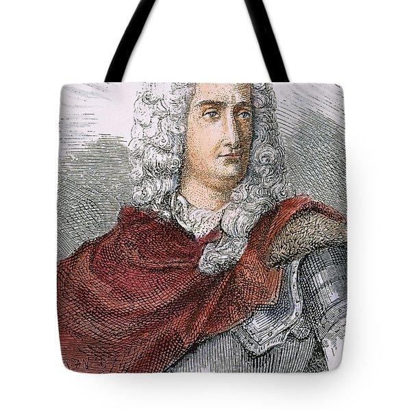 Charles-francois Du Fay Tote Bag by Granger