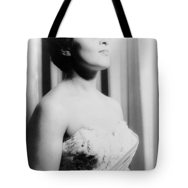 Charlotte Holloman (1922-) Tote Bag by Granger