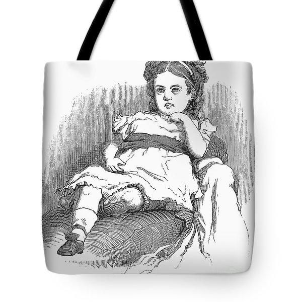 Children: Types Tote Bag by Granger
