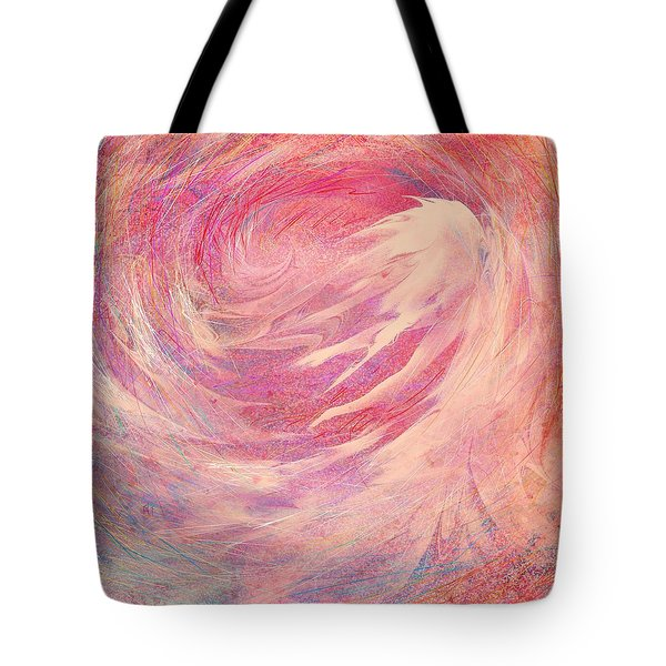 Chosen Tote Bag by Rachel Christine Nowicki