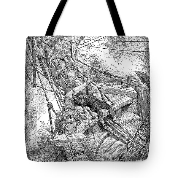 Ancient Mariner Tote Bag