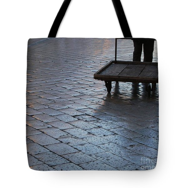 Colors Of Light Tote Bag
