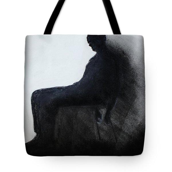 Coming Apart 2 Tote Bag by Michael Cross