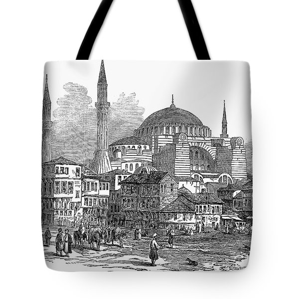 Constantinople: St. Sophia Tote Bag by Granger