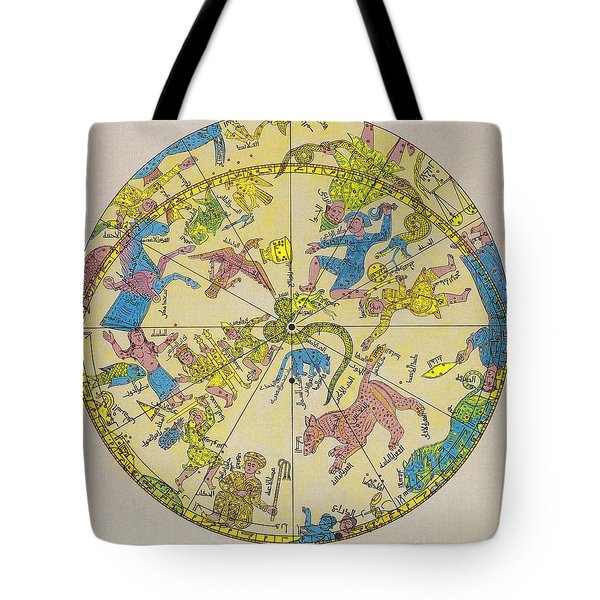 Constellations Tote Bag by Science Source