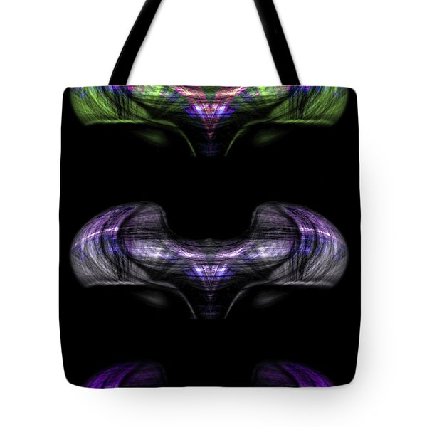 Continuum Tote Bag by Christopher Gaston