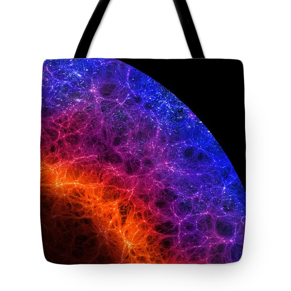 Cosmic Dark Ages Tote Bag by Don Dixon