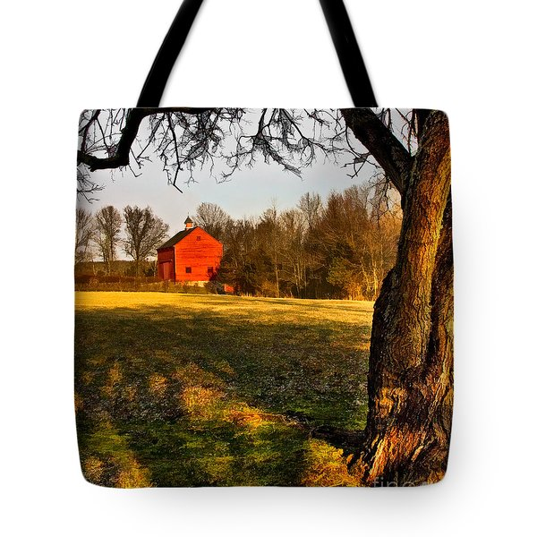 Country Life Tote Bag by Susan Candelario