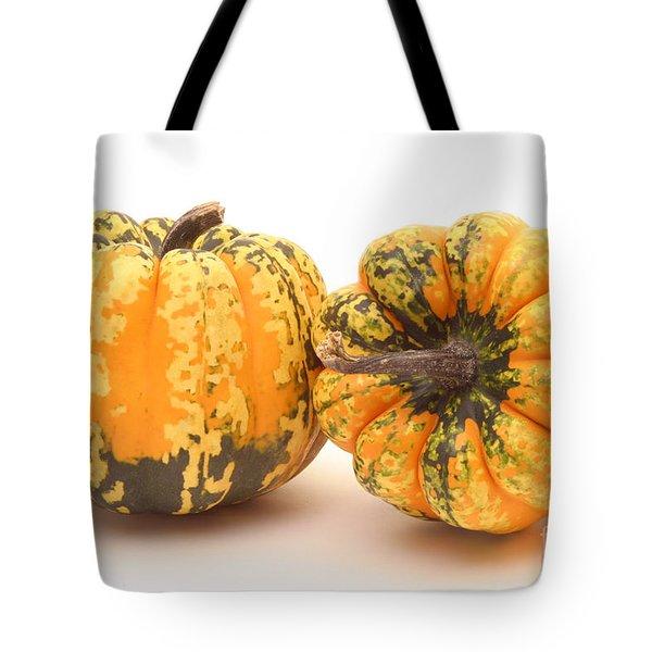 Decorative Squash Tote Bag