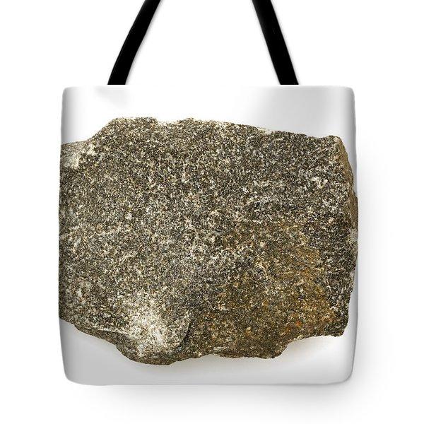 Diabase Tote Bag by Ted Kinsman
