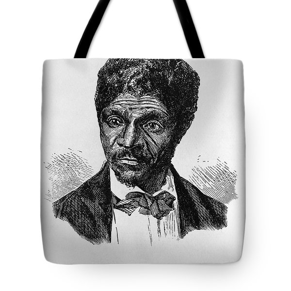 Dred Scott, African-american Hero Tote Bag by Photo Researchers