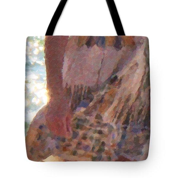 Dress Code Tote Bag by Betsy Knapp