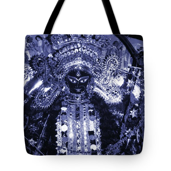 Durga Tote Bag by Photo Researchers