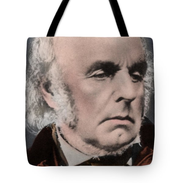 Edward Fitzgerald Tote Bag by Science Source