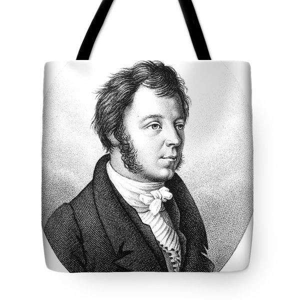 Eilhard Mitscherlich, German Chemist Tote Bag by Science Source
