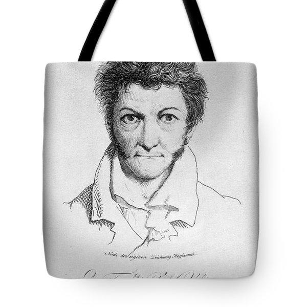 Ernst Hoffmann (1776-1822) Tote Bag by Granger