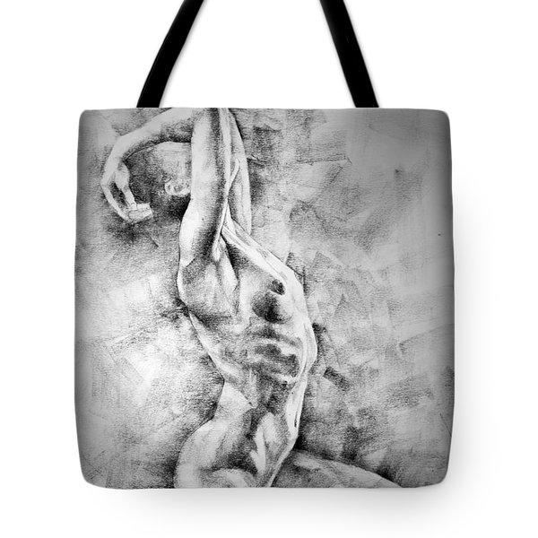 Erotic Sketchbook Page 3 Tote Bag