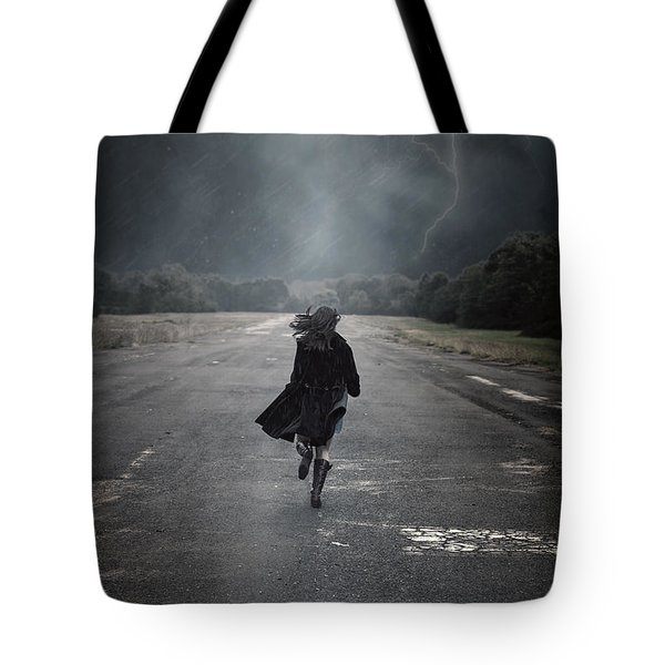 Escape Tote Bag by Joana Kruse