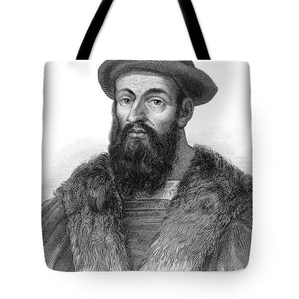 Ferdinand Magellan Tote Bag by Granger