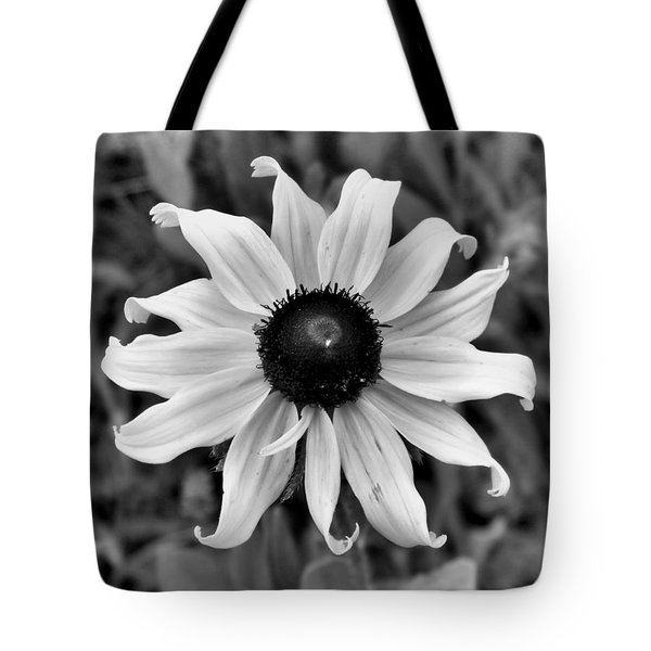 Flower Tote Bag by Brian Hughes