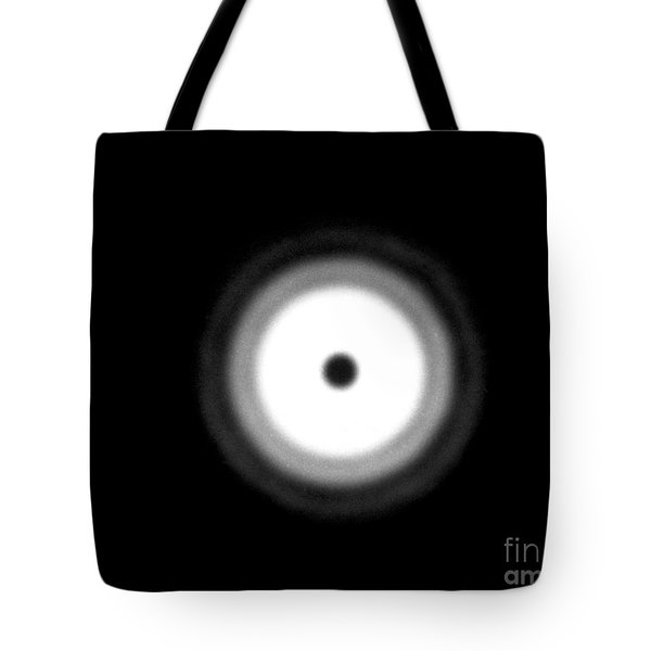 Fresnel Diffraction Tote Bag by Omikron
