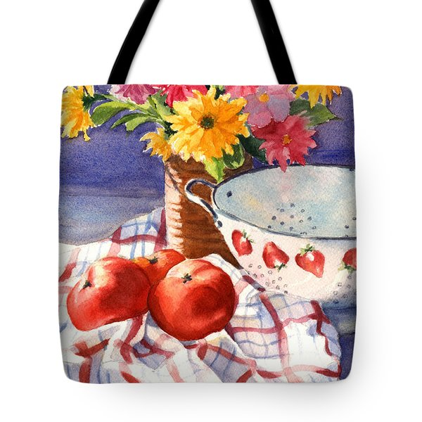 From The Farmstand Tote Bag