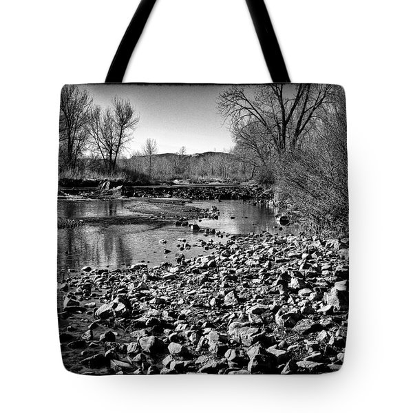 From Under The Bridge Tote Bag by David Patterson
