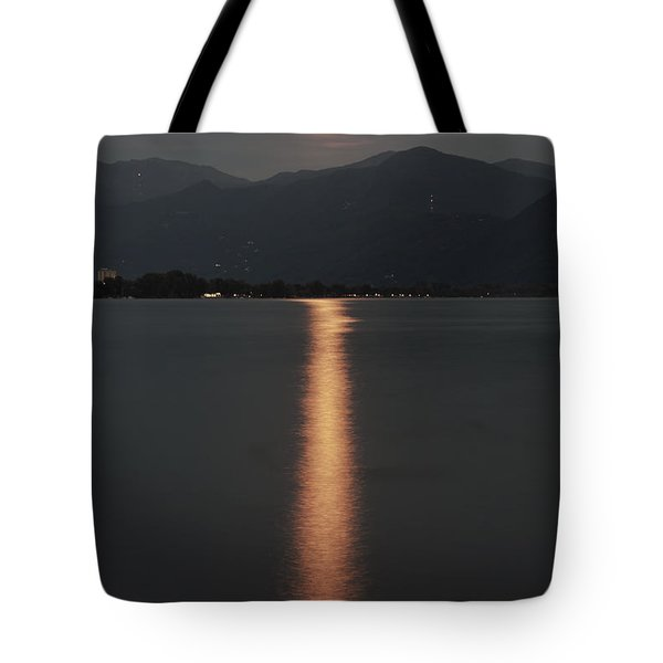 Full Moon Tote Bag by Joana Kruse