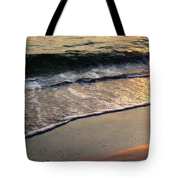 Gentle Tide Tote Bag