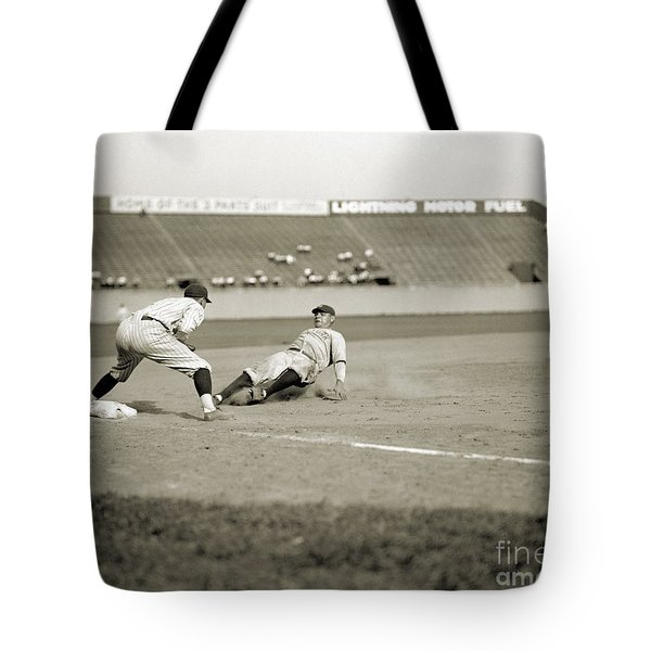 George H. Ruth (1895-1945) Tote Bag by Granger
