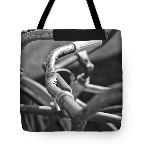 Get A Grip Tote Bag by Gordon Dean II