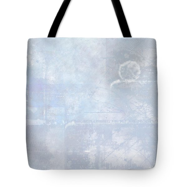 Glacial Tote Bag by Christopher Gaston