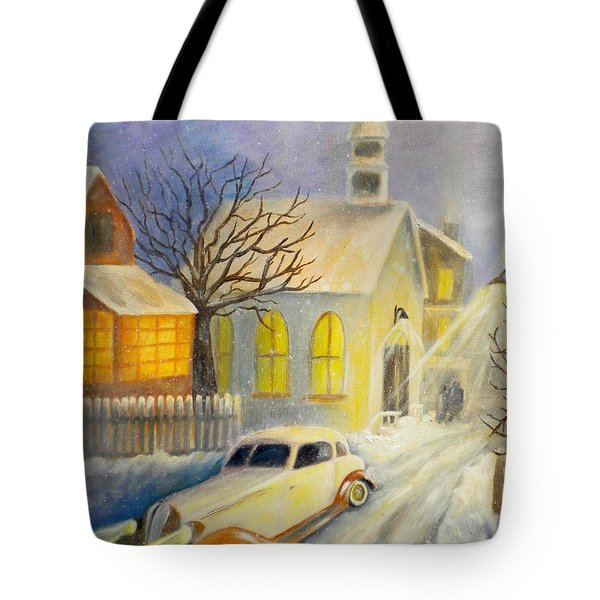Going Home Tote Bag by Renate Nadi Wesley