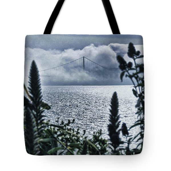 Golden Gate Bridge - 1 Tote Bag