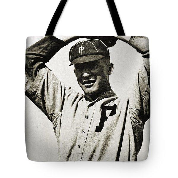 Grover Cleveland Alexander Tote Bag by Granger