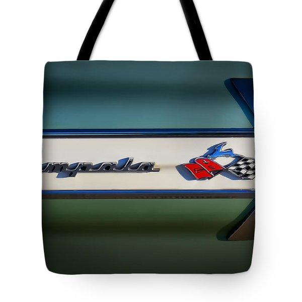 Impala Brightwork Tote Bag