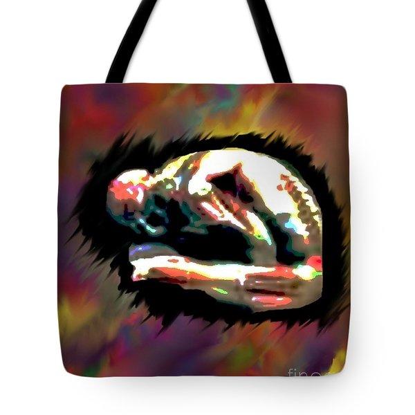 Incubation Tote Bag by Vicki Lynn Sodora