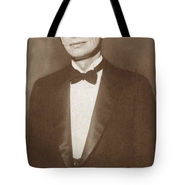 James Bryant Conant, American Chemist Tote Bag by Science Source