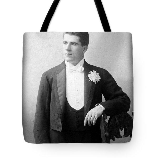 James J. Corbett Tote Bag by Granger