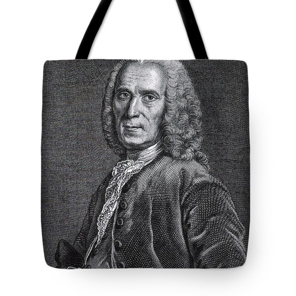 Jean Astruc, French Professor Tote Bag by Science Source