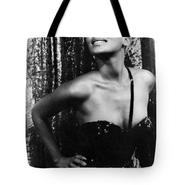 Joyce Bryant, 1953 Tote Bag by Granger