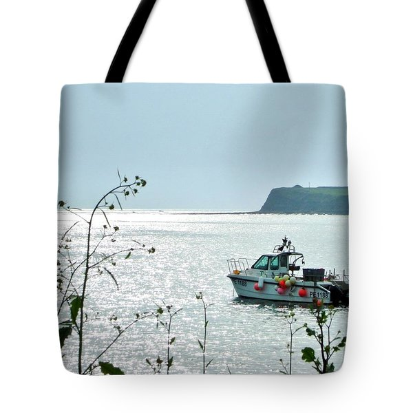 Tote Bag featuring the photograph Kimmeridge by Katy Mei