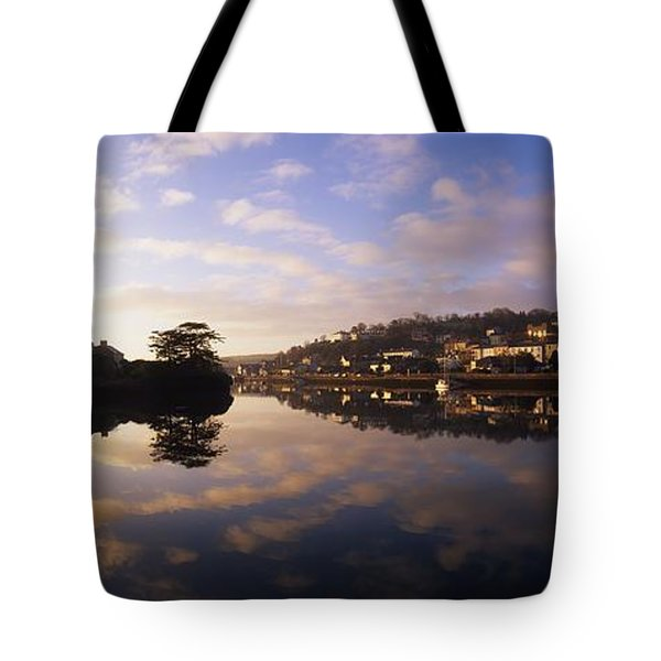 Kinsale Harbour, Co Cork, Ireland Tote Bag by The Irish Image Collection